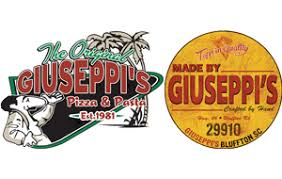 Giuseppi's Pizza, best pizza on Hilton Head Island