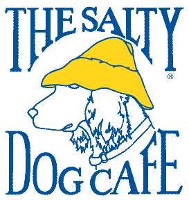 Salty Dog Cafe in South Beach Marina on Hilton Head Island