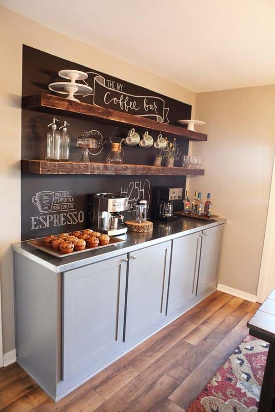 Magnolia Homes Coffee Bar