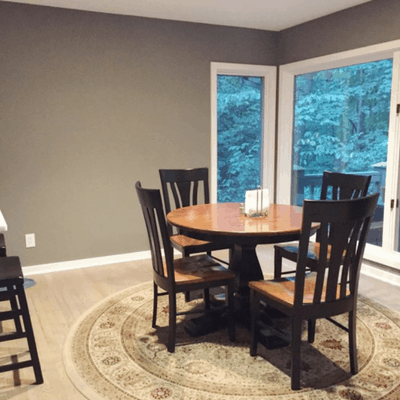 Breakfast Nook Makeover