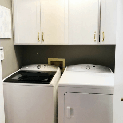 Farmhouse Style Laundry room Reno