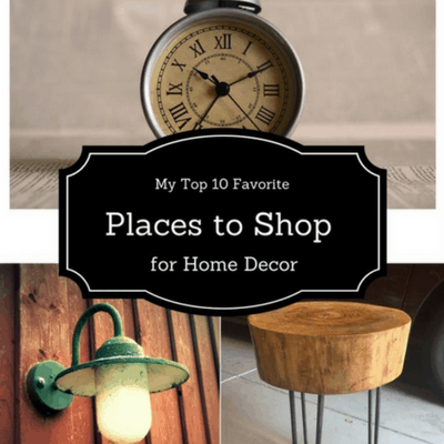 My top 10 favorite places to shop for inexpensive home decor for Places to get home decor