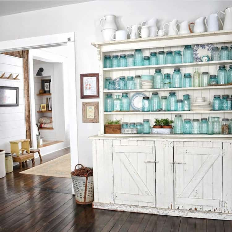 How to give your home farmhouse style!