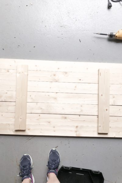 How to build a Wooden American Flag in a weekend.