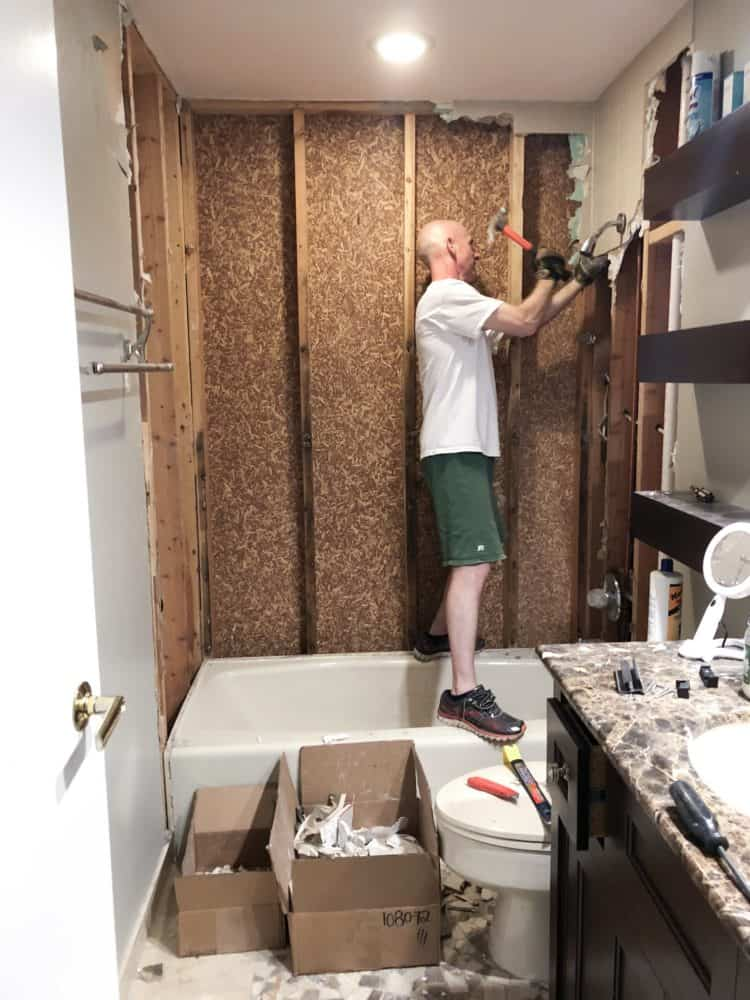 How To Install Bathroom Wall Tiles