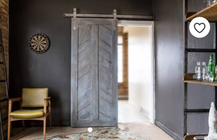Sliding barn doors are all the rage and why not?!  They are not only functional but super cool!  What are the two things that homeowners ask for on Fixer Upper.....farmhouse sink and a sliding barn door.  So let's look at some farmhouse style sliding barn doors and I will even show you where to find them for purchase.