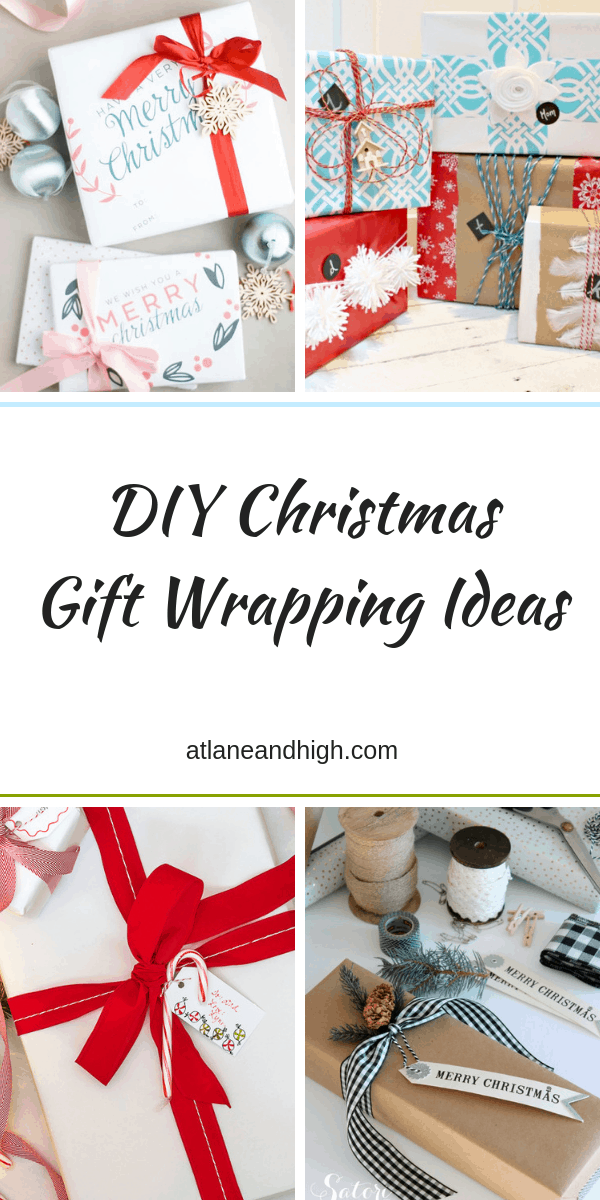 gift wrap ideas pin