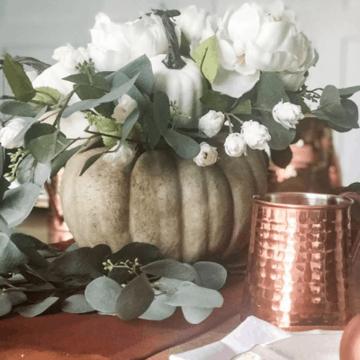 Thanksgiving Table Setting feature image