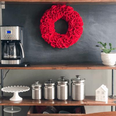 Valentines Wreath Feature Image