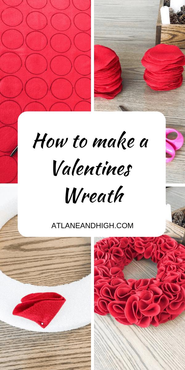 Valentines Wreath Pin 2