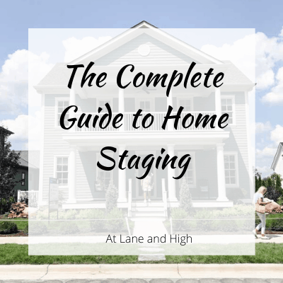 A feature image for home staging.