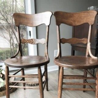 How to Refinish Chairs Without Stripping